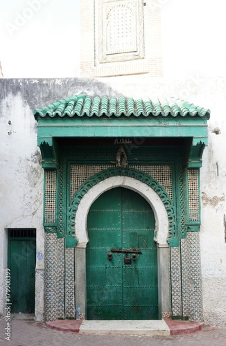 oriental door in morocco & oriental door in morocco - Buy this stock photo and explore similar ...