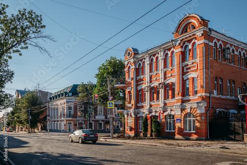 Valokuvatapetti Old Samara historical center