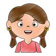 little girl avatar character