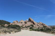 Vasquez Rocks California