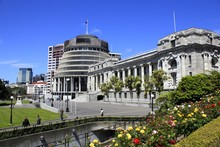 New Zealand Parliament,Welling...