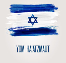 Israel Day Of Independence Bac...