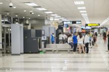 TSA,Security Checkpoint,Airpor...