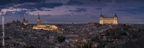 Fotografia  Toledo panoramica