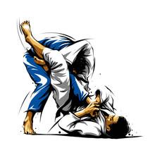 Brazilian Jiu-Jitsu Triangle Choke