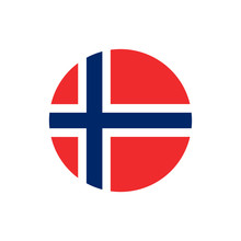 Norway Flag, Official Colors A...