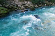Горная река, Абхазия.