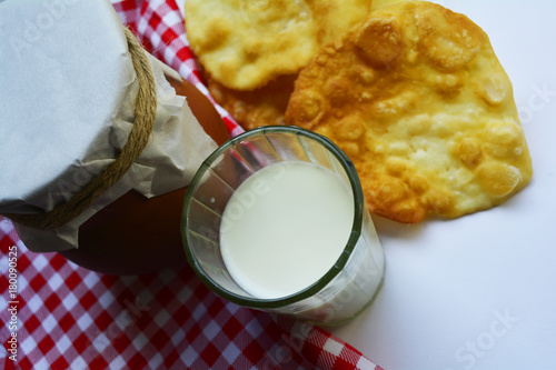 Photo Breakfast in the village