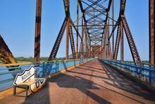 Chain Of Rocks Bridge On The M...
