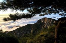 Sunrise On Tai Shan, China's Most Famous Mountain