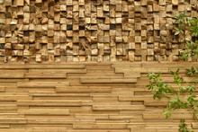 Wood Wall / Decorative Wooden ...