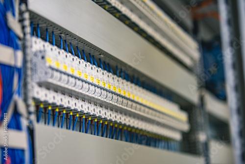 Fotografía Industry cabinet electro