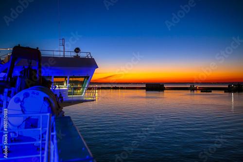 Photo En el puerto de Palma de Mallorca