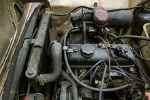 Old Romanian Communist Car