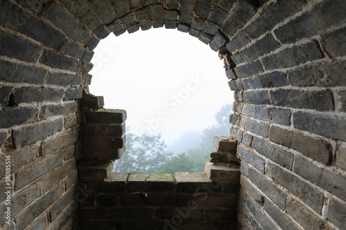 Cadres-photo bureau Muraille de Chine landscape of the great wall in China