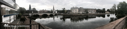 Photo Bedford River Panorama
