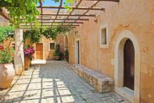 Photo Made In Greece. Pergola ...