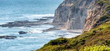 California Coastal Cliffs