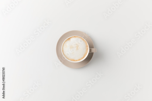 latte Wallpaper Mural