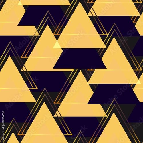 ornament-geometryczny-kolorowe-trojkaty