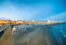 LIDO DI OSTIA, ITALY - JULY 26...