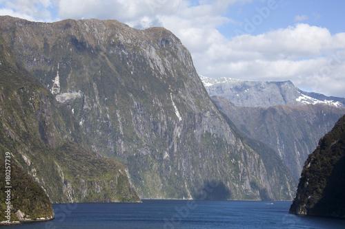 Fototapeta Nowozelandzki Park Fiordland