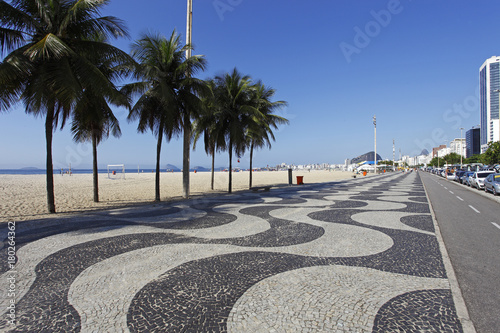 City of Rio de Janeiro, main tourist spot in Brazil Canvas Print