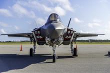 F-35 Close-up