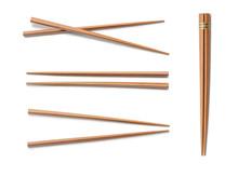 Wooden Chopsticks. Set Accesso...