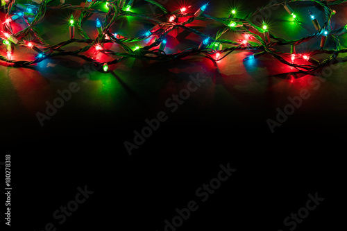 Colorful Christmas Lights Background.Colorful Christmas Lights Background Buy This Stock Photo