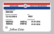 Medicare Health Insurance Card...