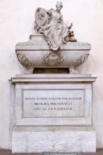 The Cenotaph Of Niccolo Machia...