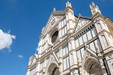 The Basilica Of Santa Croce In...