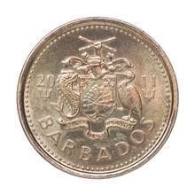 Barbados Cent Coin