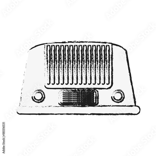 stare-radio-bialo-czarne