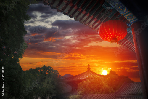 Photographie  Shaolin is a Buddhist monastery
