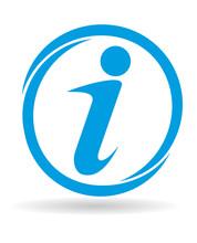 Information Symbole Vecteur Ic...