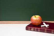 Christian Education Themed Bac...