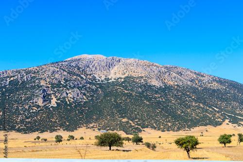 Leinwand Poster  Mountains