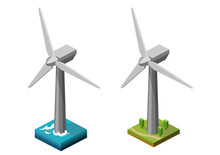 Wind Turbine Onshore And Offsh...