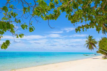 Plage Matira, Bora Bora