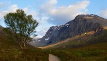 Ben Nevis Mountain Scotland