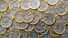 UK Money, Brithish Pound Coins