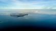 Insel Luftbild