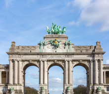 Brussels Triumphal Arch