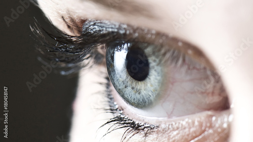 Fotografie, Obraz  Occhio celeste