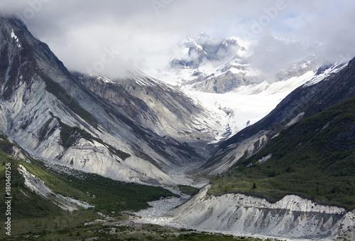Plakat Alaska's Glacier Bay Landscape
