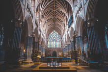 The Atmosphere Of Exeter Cathedral