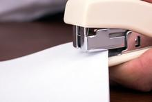 Stapler For Binding Sheets Of ...