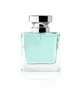 Beautiful Bottle With Perfume ...